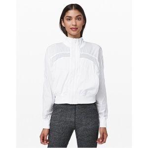 🍋 Lululemon Serve It Jacket Size 6